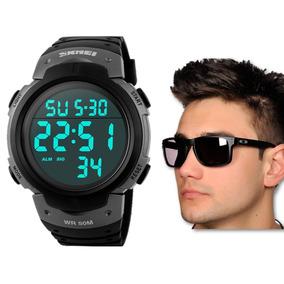 5c9ad5a44fb Moda Atual Oculos - Relógio Masculino no Mercado Livre Brasil