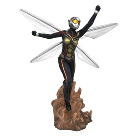 A Vespa The Wasp - Ant-man Marvel Gallery Diamond Select