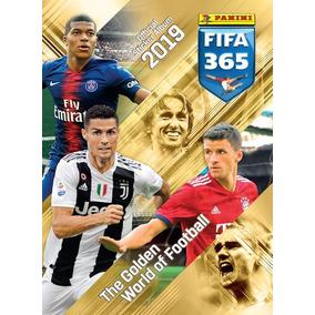 Album Completo Fifa 365 2019 - Figuritas Panini