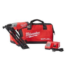 Milwaukee Combustible 18v 15g Sin Cepillo Acabado Clavador K 91a61c0392fd