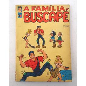 Gibi A Familia Buscape Numero 2 - Editora Saber
