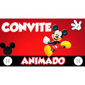 Convites Animados Em Vídeo