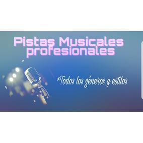 Pistas Para Cantantes/ Karaokes/ Las Mejores De Ml