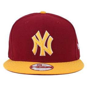 160222dcde6ca Boné New Era Snapback 9fifty New York Yankees Mlb Ny - Bonés para ...