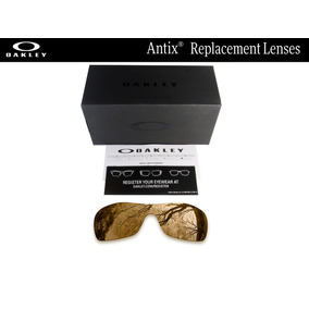 Micas De Reemplazo Para Oakley Antix Color Bronze