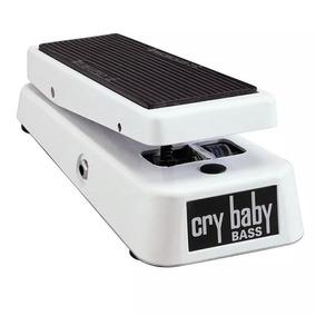 Pedal Para Baixo Dunlop Cry Baby Bass Wah - 105q (1385)
