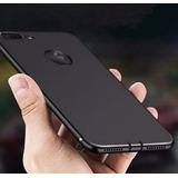 Capa Fina Slim Fosca Iphone 5 Se 6 6 Plus 7 7 Plus 8 Plus X