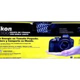 Camara Nikon D3300 Equipo De Camara Con Doble Lente