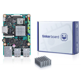 Asus Sbc Tinker Board Rk3288 - Pronta Entrega