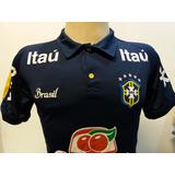 Brasil Azul - Camisa Brasil Masculina no Mercado Livre Brasil 800b361a4ff