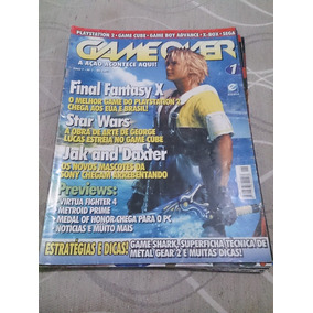Revista Game Over 5 Edicoes