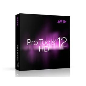 Pro Tools 12 Hd Para Windows + Mega Pacote De Plugins Aax