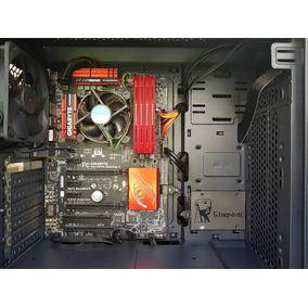 Computador Core I7 4790k + 32gb Ddr3 + 240gb Ssd + Extras!