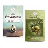 Kit Livros Casamento Ajuda Mútua /crescendo Em Vida