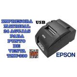 Facturadora Epson