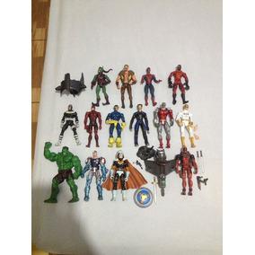 Lote Marvel Legends Leia A Descrição