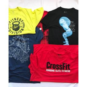 0260c56d57 Camisa Reebok Crossfit Promoção Lindas Escolha A Sua