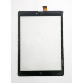 Tela Vidro Touch Tablet Dl Tab Facil Tx385bra Tx 385 Origina