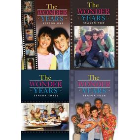 Los Años Maravillosos 22 Dvds Serie Completa Con Doblaje Mex