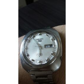 b37c510c2d0 Relógio Seiko 5 6119 8080 - Relógios De Pulso no Mercado Livre Brasil