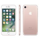 Celular Smartphone Iphone 7 2gb Ram 128gb Rom Oro Rosa