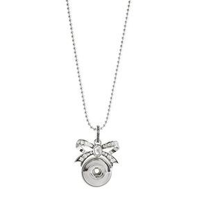 My Prime Gifts Snap Jewelry Collar Con Forma De Arcoiris Tra