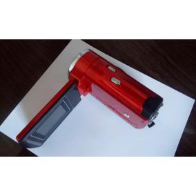 Filmadora Digital Vermelha