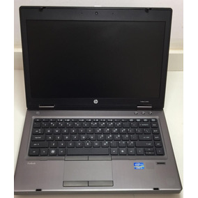Notebook Hp Probook Core I5 8gb 500gb Tela 14