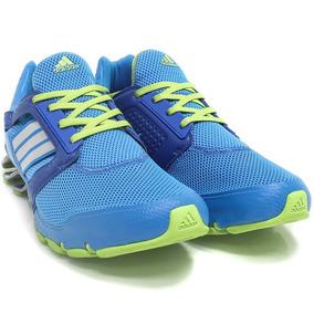 new product ca7e5 ec4a7 Tênis adidas Springblade Masculino