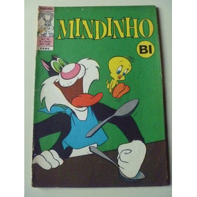 Mindinho Bi Nº 42 (4ª Série) Março-abril 1974 Ebal