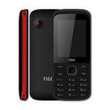 Celular Figo Duos A240 Preto Gsm Bluetooth Rádio Fm