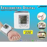 Tensiometro Digital De Muñeca, Control Presion Arterial