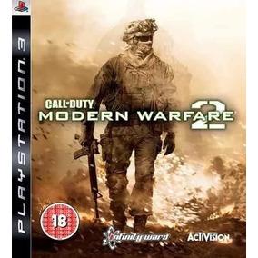 Call Of Duty Modern Warfare 2 Ps3 Digital Psn