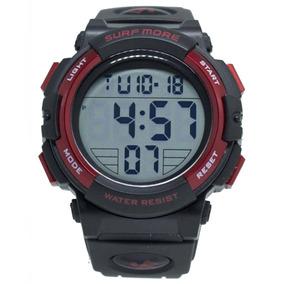 d041cefce56 Relogios Surf More Preto - Relógios no Mercado Livre Brasil