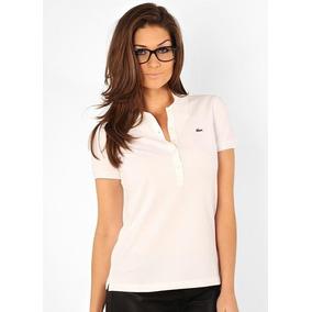 7bf5595c3a70a Camiseta Polo Lacoste Feminina - Calçados, Roupas e Bolsas no ...