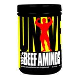 100% Beef Aminos Universal Nutrition 200 Tabletes Importado