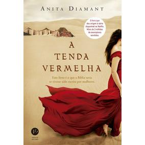A Tenda Vermelha - Livro Anita Diamant - Frete 9