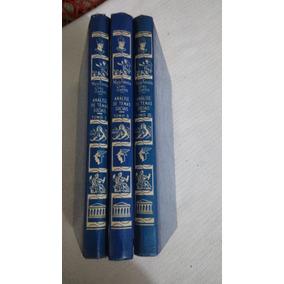 3 Volumes Mario Ferreira Dos Santos1°edç1962-leia Descrição