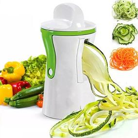 Cortador Vegetais Legumes Espiral Spiral Slicer Frutas Z02