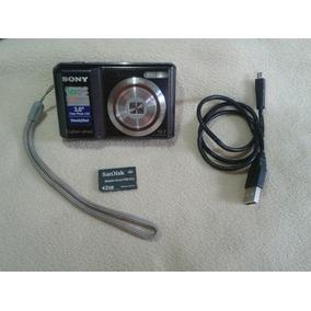 Camara Fotografica Sony Cybershot 12.1 Mp