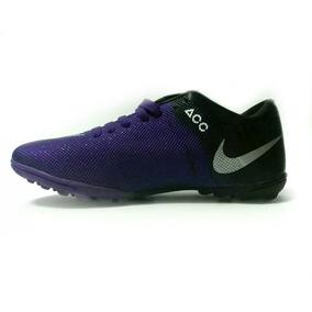 Tenis Nikes Futbol Rapido Cr7 - Tacos y Tenis Césped artificial de ... 206522e4bfe17