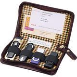 Premium Cutter & Buck (r) American Classic Flash Drive Case