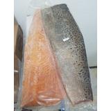 Filete De Salmon Congelado Iqf