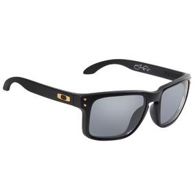 993ab6d7fdd09 Óculos Preto 24k Logo Dourado Masculino Uv400 Retrô Co00-054