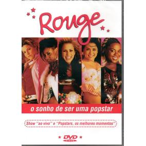 Dvd Rouge - O Sonho De Ser Uma Popstar