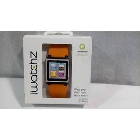 Puseira Relógio Iwatchz Q Collection P/ipod Nano 6ª Geração