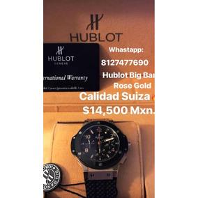 Reloj Hublot Big Bang Suizo