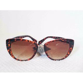 68d76ee718e6a Óculos De Sol Prada (leopardo) - Óculos no Mercado Livre Brasil