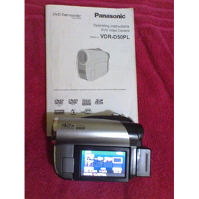 Vídeo Grabadora Panasonic Mini Dvd