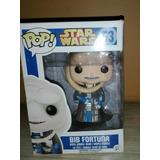 Funko Pop Star Wars 53 Bib Fortuna